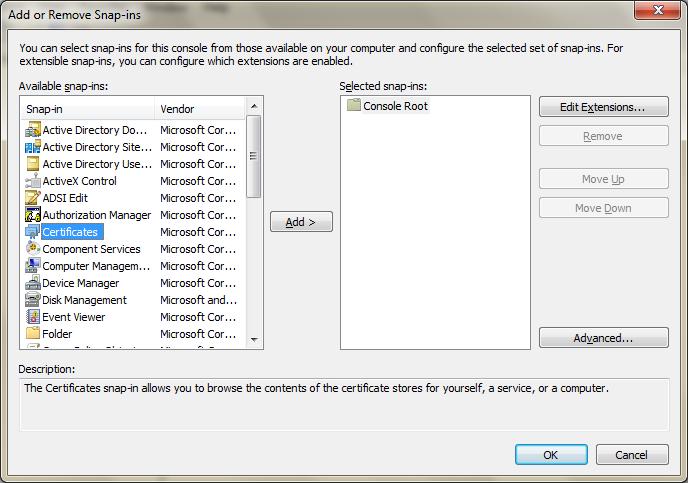 Screenshots Ssl Tls Web Server Certificate Enrollment 03